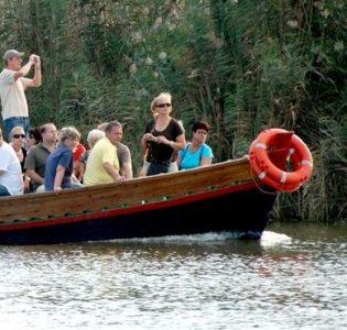 Albufera boat tour