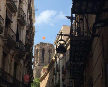 Balade au Quartier Gothique de Barcelone