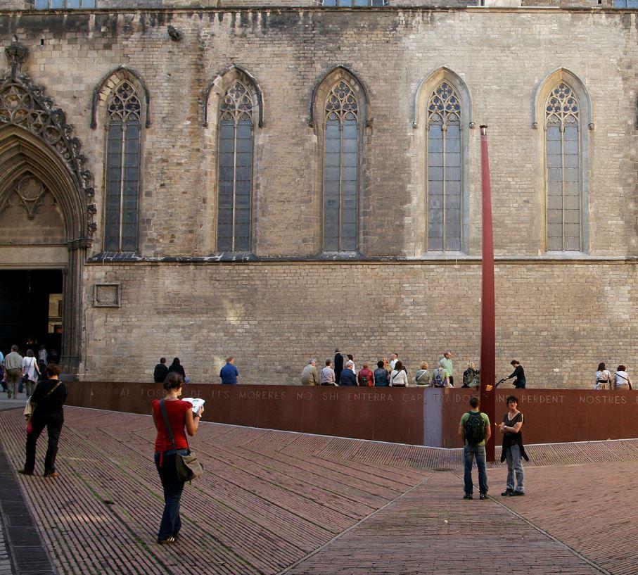 Barri de la Ribera a Barcelona