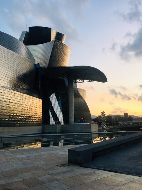 Bilbao visita guiada