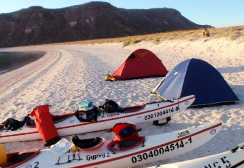 Baja California Kayak