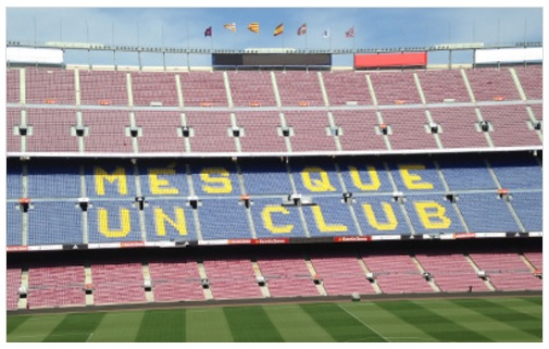 FCB guided tour
