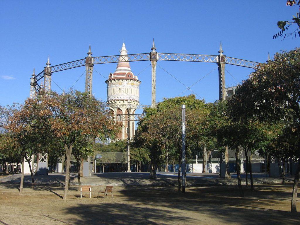Gasoducte Barceloneta