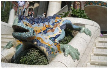 Gaudí guided tour
