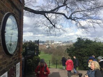 Greenwich guided tour by Jordi Briz