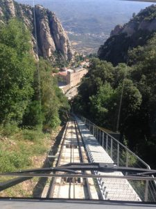 Guided tour Montserrat Bages