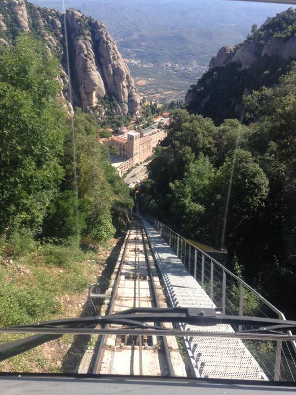 Guided tour Montserrat Bages