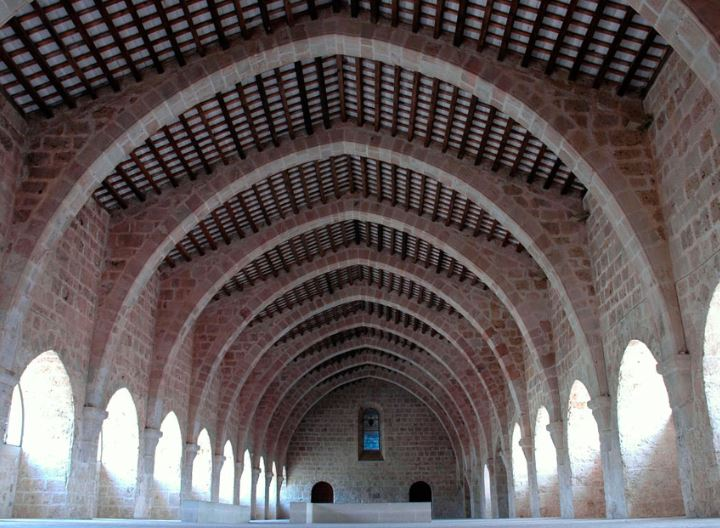 Guided tour - Santes Creus - Mari Carmen Granados