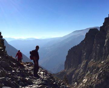 Hiking Pyrenees