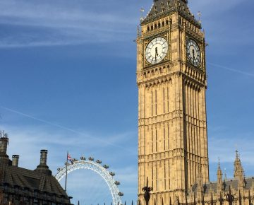 Big Ben Passion for London