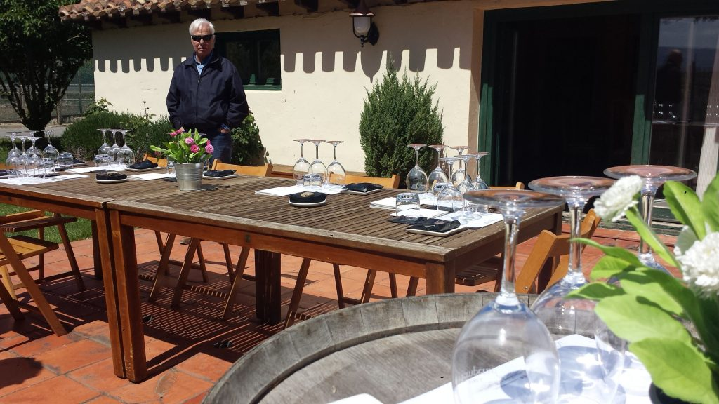 Private wine and history tour