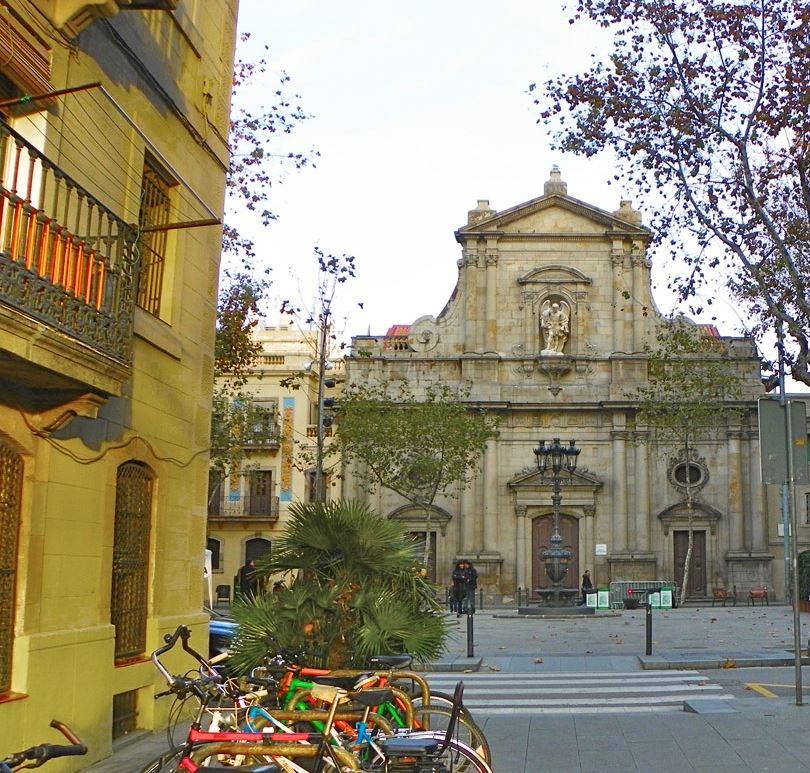 La Barceloneta, barri de pescadors