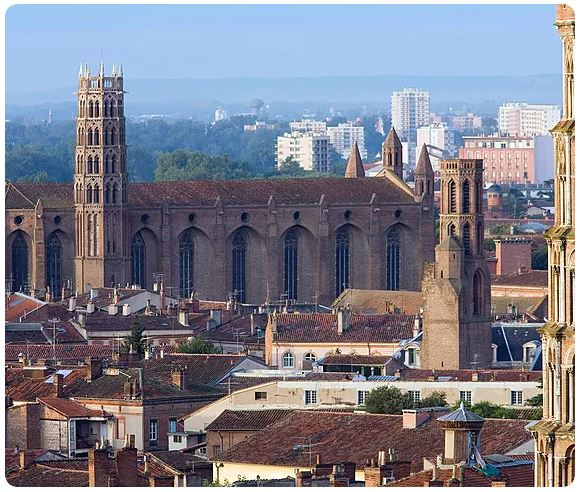 Les Jacobins - Toulouse