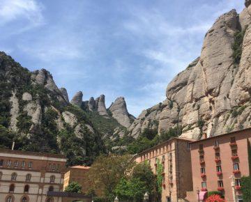 Montserrat, la montagne sacrée