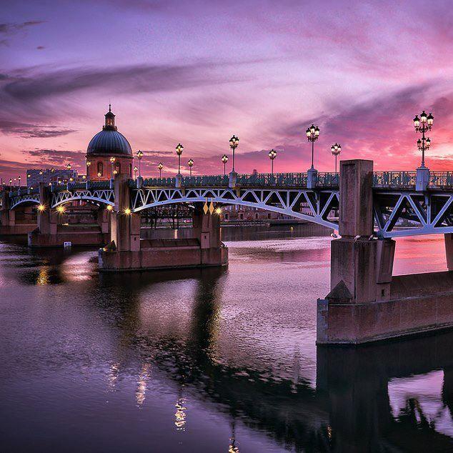 Pont Sant Pierre - Toulouse