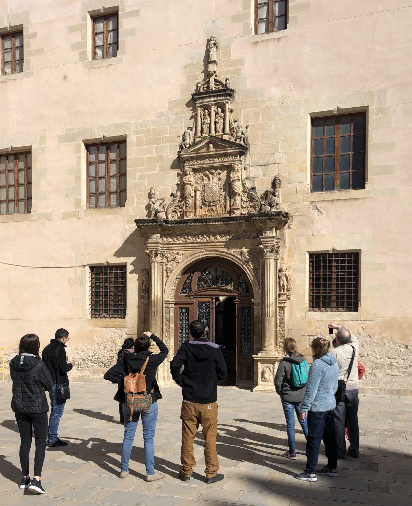 Reials Collegis Tortosa - Visita guiada
