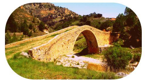 Ruta a peu al Pont Romà de les Meravelles