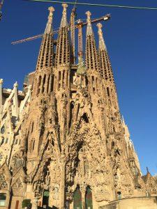 La Sagrada Familia e l'Eixample