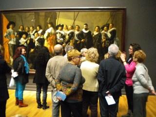 Visita guiada al Rijksmuseum Amsterdam