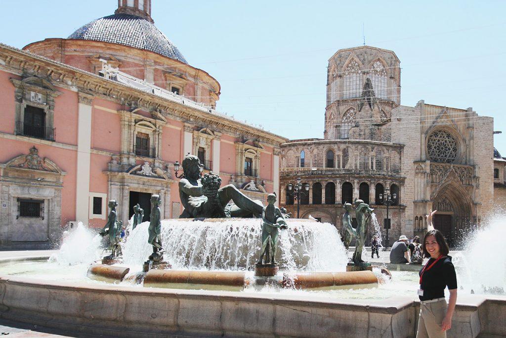 Valencia centro hist rico - Centro historico de madrid ...