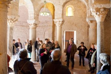 Guided tpurs Terrassa La Seu d'Egara