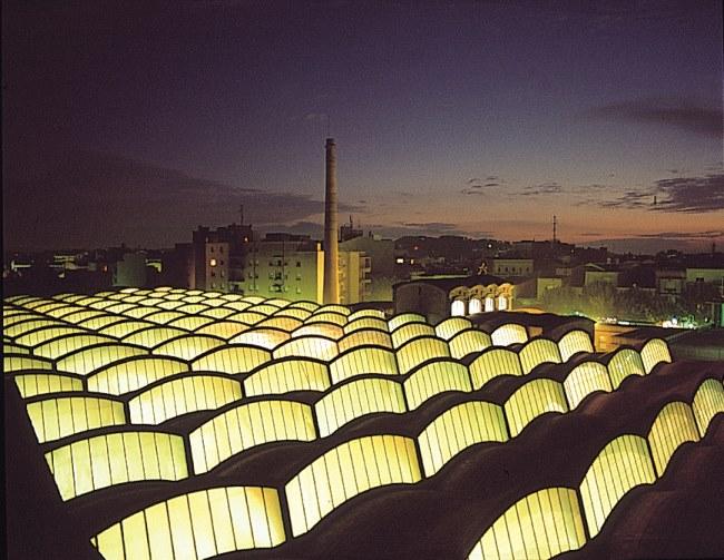 Ruta modernisme industrial a Terrassa