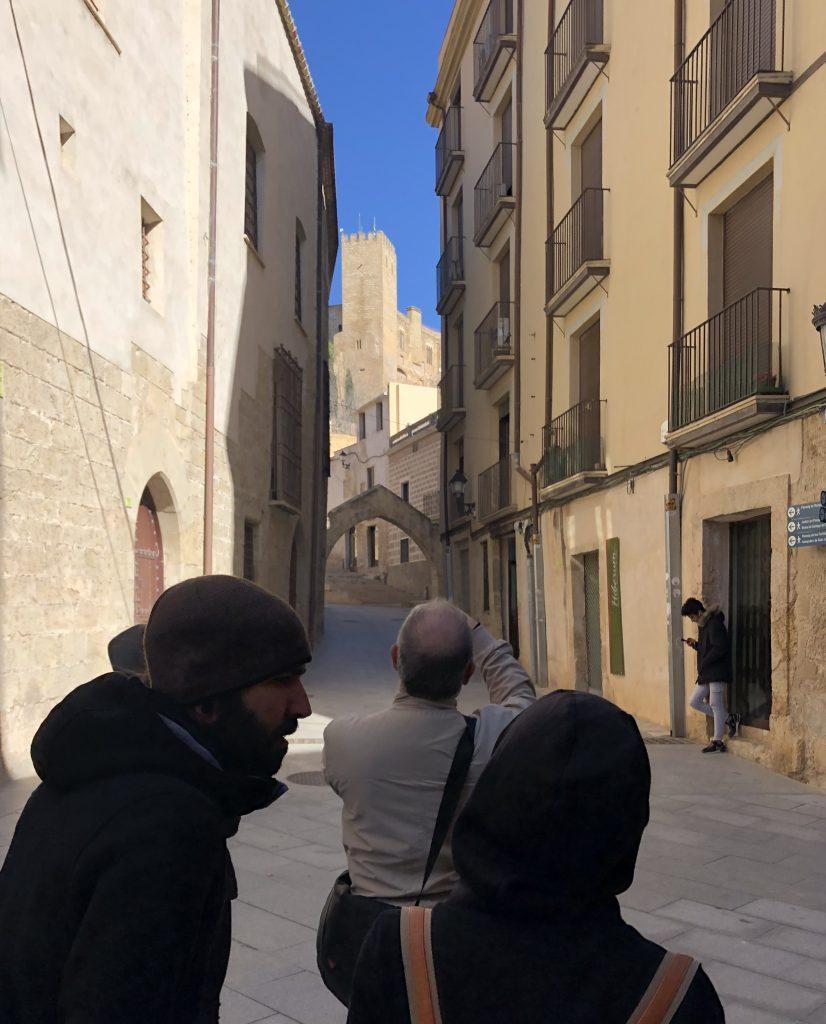 Vistes al Castell - Tortosa - ruta guiada