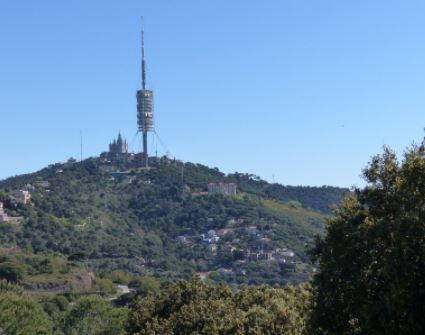 Walking Tibidabo