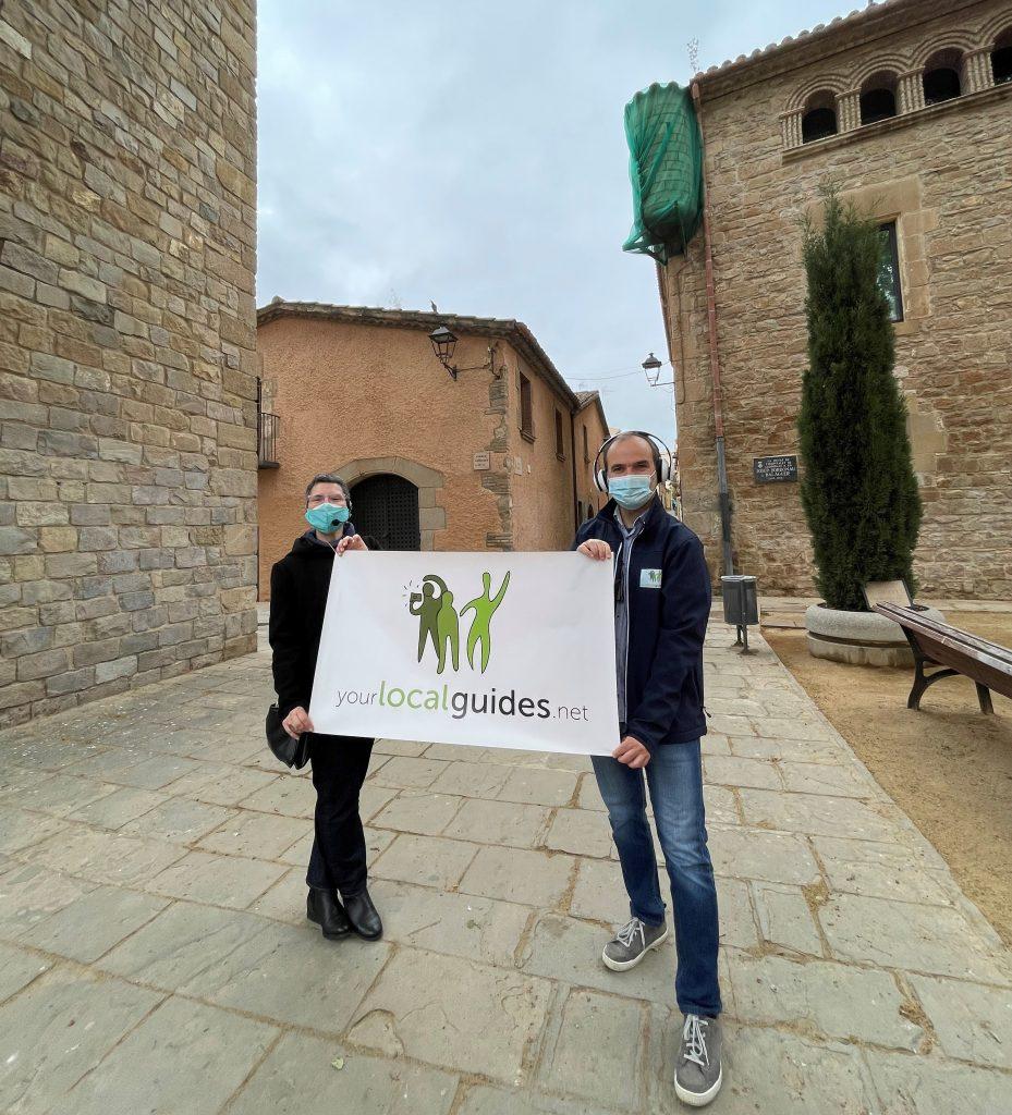 Yourlocalguides Experience amb Nuria Pujol