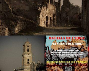Visita guiada Batalla de l'Ebre