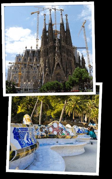 Un dia amb Gaudí