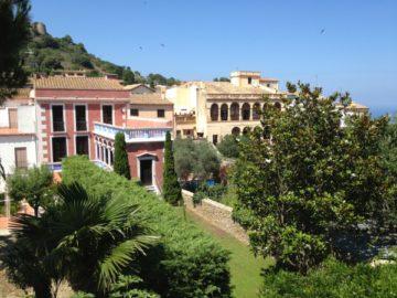 Cases dels Indians a Begur