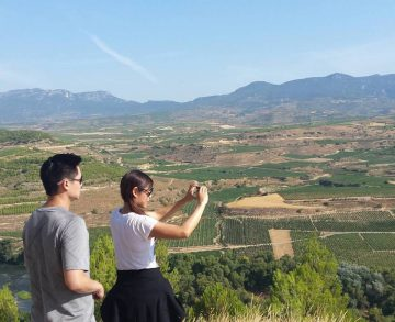 Wednesday La Rioja tour