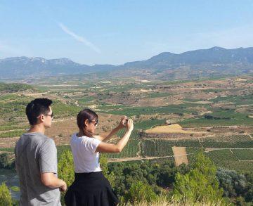 Wednesday La Rioja tour