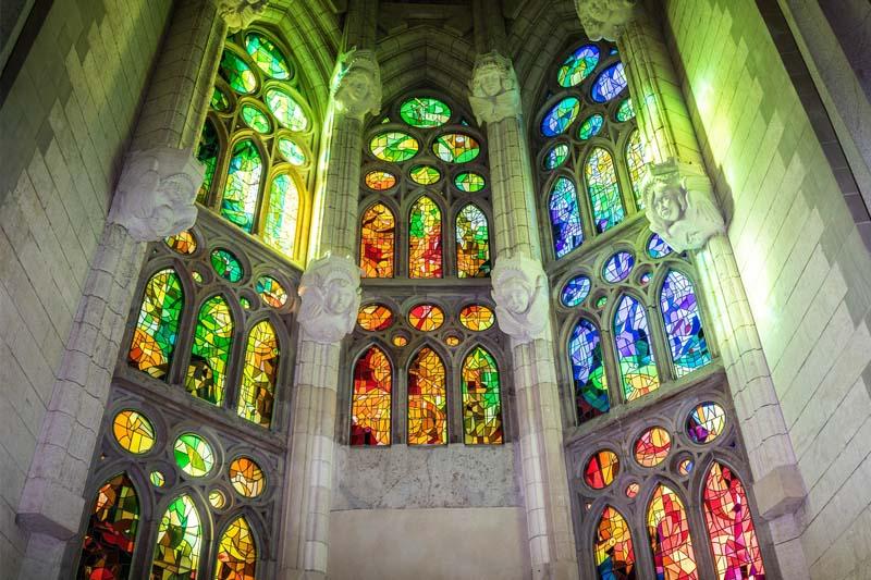 Visita semi privada Sagrada Familia